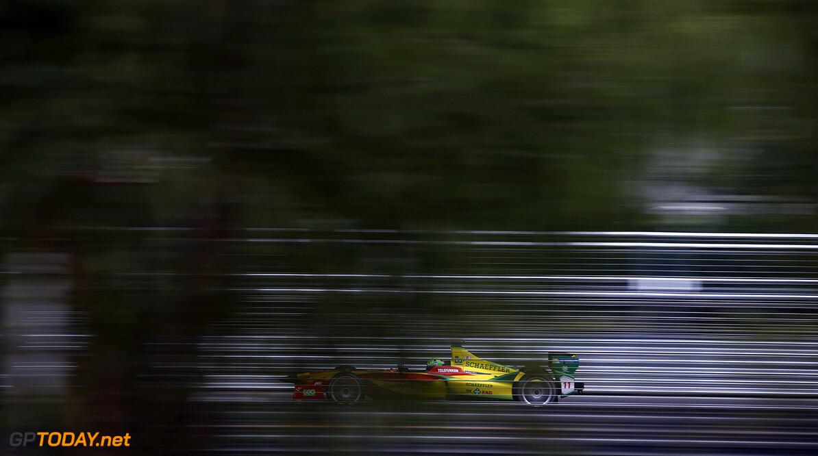 FIA Formula E - Second Practice Session Beijing E-Prix, China Saturday 13 September 2014.  Photo: Glenn Dunbar/LAT/ Formula E ref: Digital Image _89P1566  Glenn Dunbar