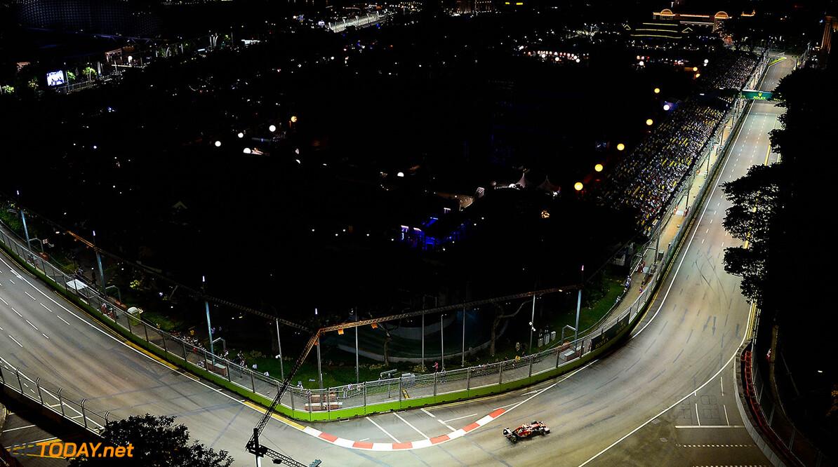 GP SINGAPORE F1/2014  SINGAPORE 19/09/2014  (C) FOTO STUDIO COLOMBO X FERRARI GP SINGAPORE F1/2014  (C) FOTO STUDIO COLOMBO SINGAPORE  SINGAPORE