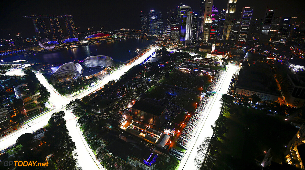 2014 Formula One Singapore Grand Prix