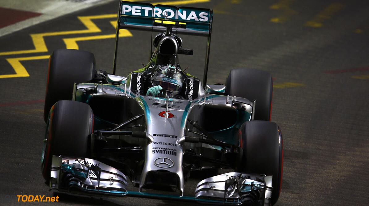 Situatie Rosberg voorbeeld van problemen met radioverkeer
