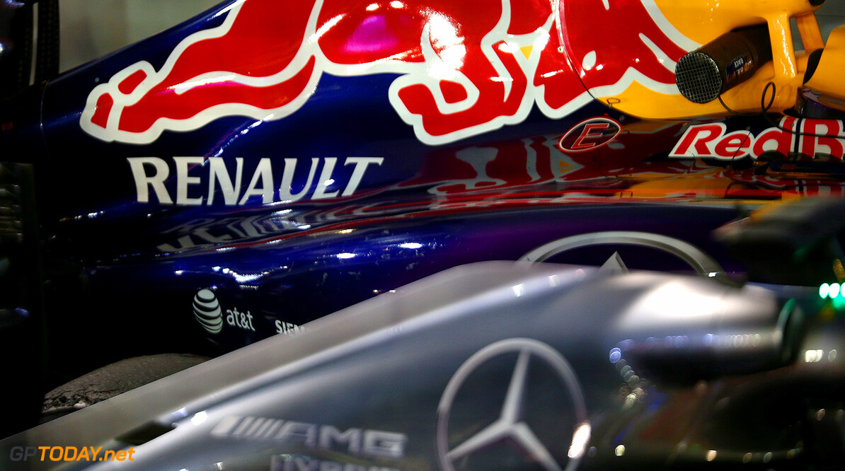 No Mercedes engines for Red Bull Racing in 2016
