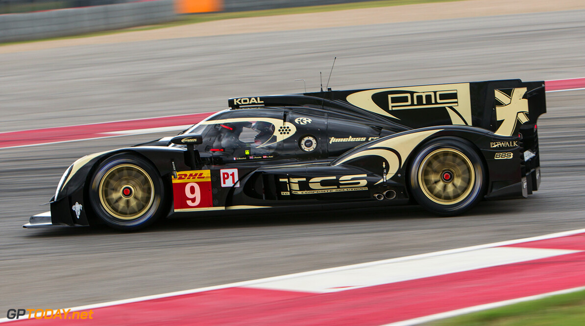 RW4_4234.cr2 Christophe Bouchut (FRA) / James Rossiter (GBR) / Lucas Auer (AUT)  drivers of car #9 LMP1 LOTUS (ROU) Lotus T129 - AER Free Practice #1 of the 6 hours race at the Circuit of the Americas - Austin - Texas - USA  Richard Washbrooke Austin Texas - USA  6 hours Adrenal Media Austin COTA Circuit of the Americas Elms Fia Texas motorsport