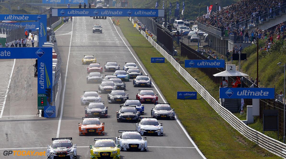 Zandvoort op DTM-schema, twee races per weekend