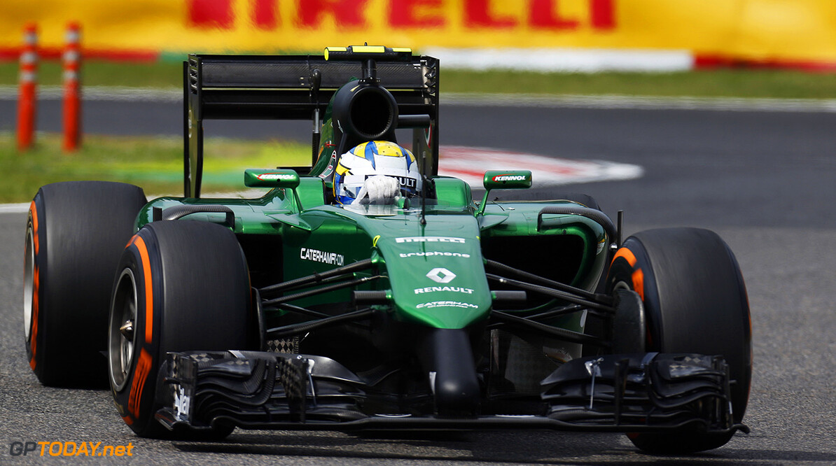 New Caterham team owners threaten to quit F1