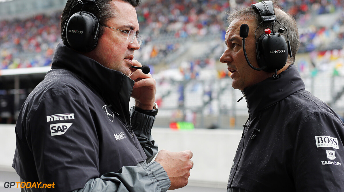 2014 busy year for new McLaren boss Boullier
