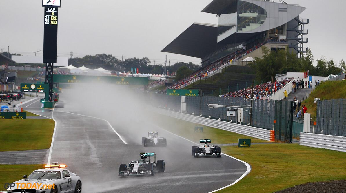 Supertyfoon Hagibis brengt Grand Prix van Japan in gevaar