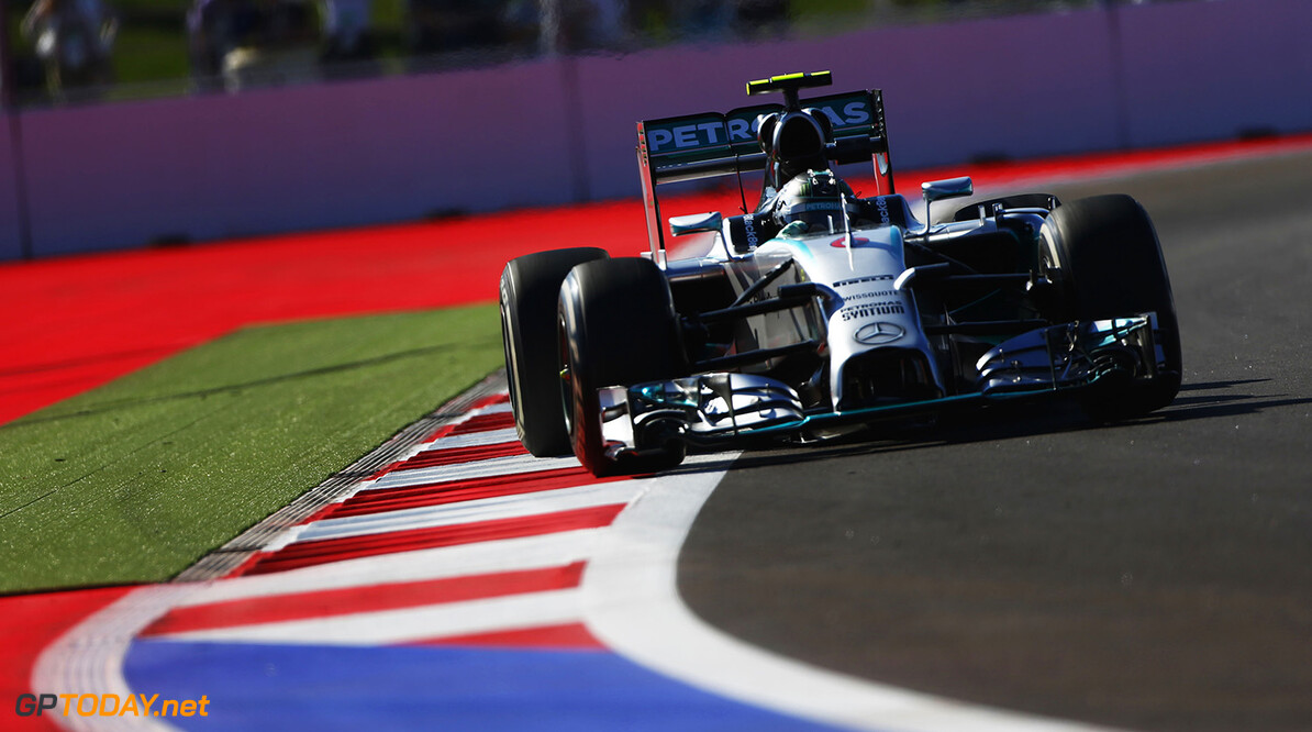 2014 United States Grand Prix - Qualifying Report: Rosberg leads from Hamilton, Bottas