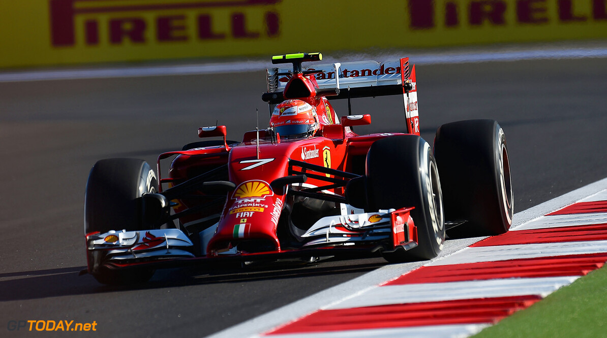 Raikkonen may be staying put at Ferrari for 2016