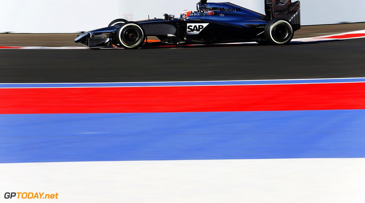 McLaren beslist voor einde seizoen over 2015 line-up