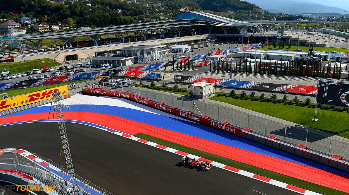 GP RUSSIA F1/2014  SOCHI (RUSSIA) (C) FOTO STUDIO COLOMBO X FERRARI GP RUSSIA F1/2014  (C) FOTO STUDIO COLOMBO SOCHI RUSSIA