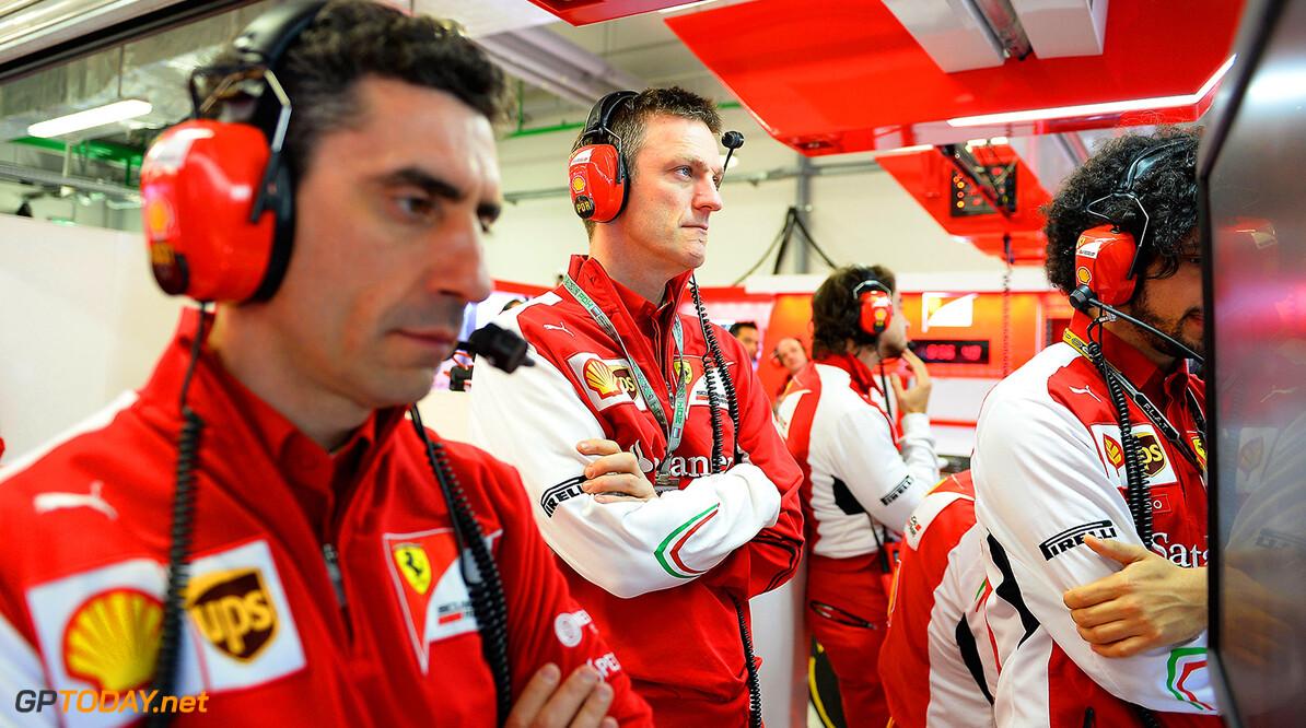 Ferrari haalt Cuquerella als hoofdengineer in huis