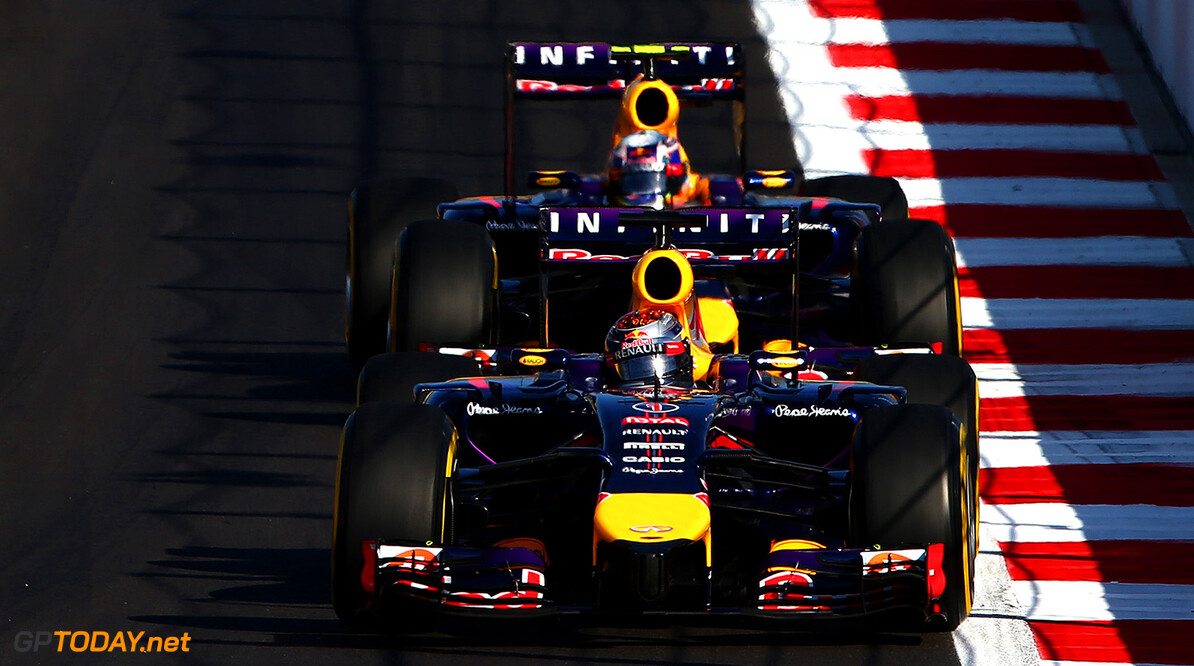 Red Bull geeft Vettel pas vrij na test in Abu Dhabi