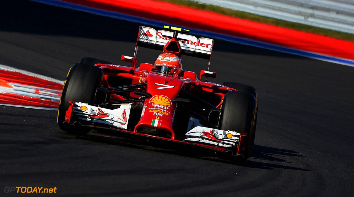 Ferrari probeert in Austin onderdelen voor 2015 uit
