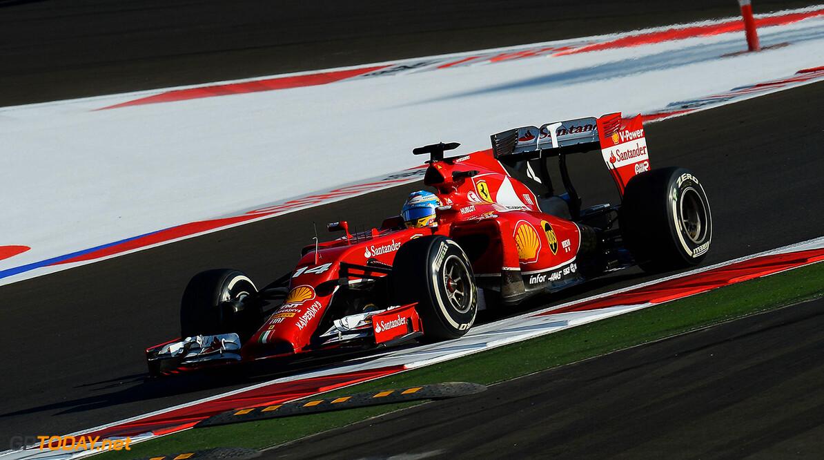 """Alonso: """"Kans op sabbatical in 2015 niet heel groot"""""""