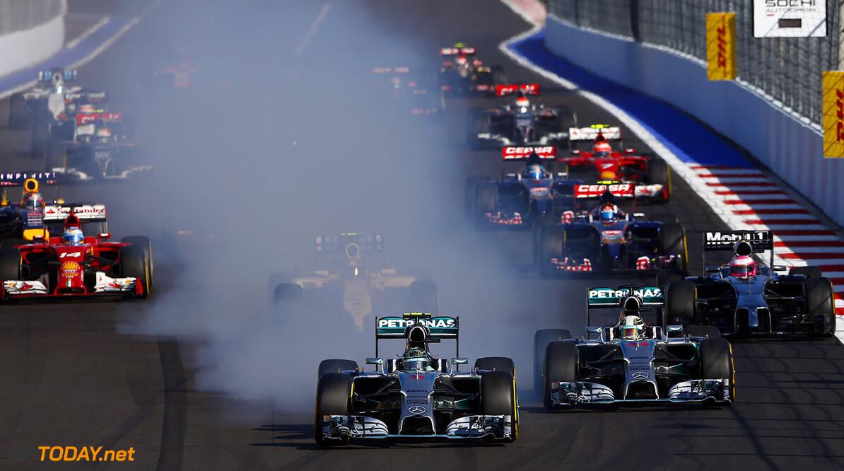 Williams verbijsterd door bandenverbruik Mercedes