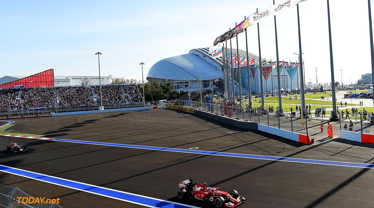 GP RUSSIA F1/2014 GP RUSSIA  - 12/10/2014 (C) FOTO STUDIO COLOMBO X FERRARI GP RUSSIA F1/2014 (C) FOTO STUDIO COLOMBO SOCHI RUSSIA