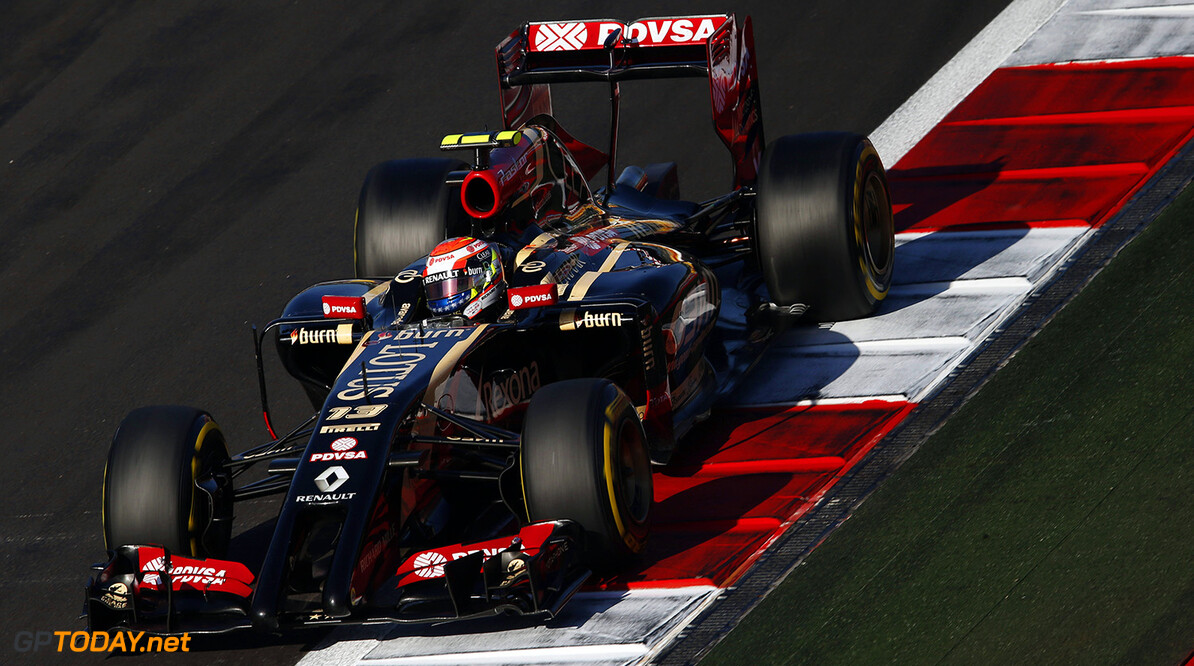 Lotus will win half a second with Mercedes - Maldonado