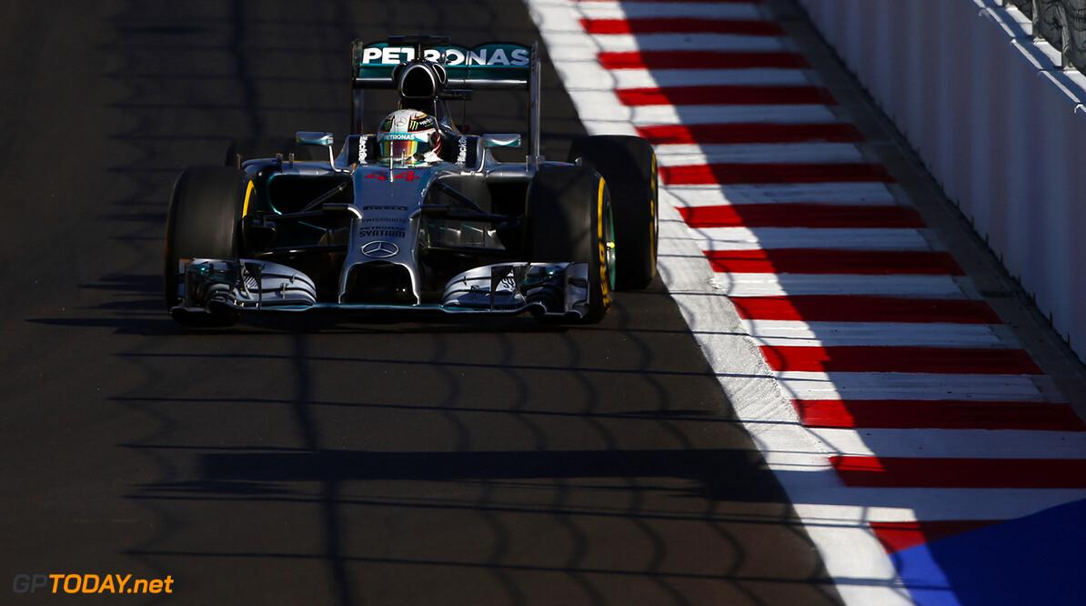 Rivalen zagen van alle kanten aan stoelpoten Mercedes