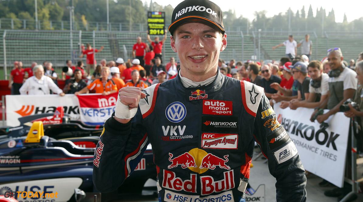 Max Verstappen grijpt naast Sportprijs Limburg