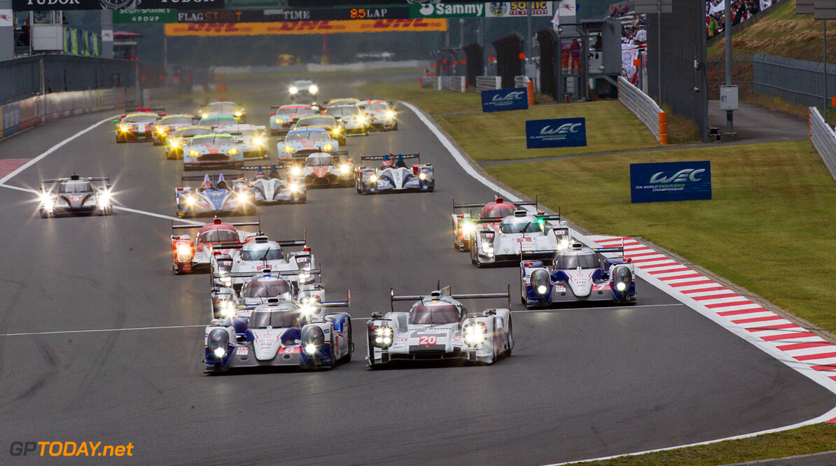 Start of the race at Fuji Speedway - Shizuoka Prefecture - Japan Start of the race at Fuji Speedway - Shizuoka Prefecture - Japan Richard Washbrooke Shizuoka Prefecture Japan  6 hours Adrenal Media Fia Fuji Fuji Speedway Japan Race WEC motorsport