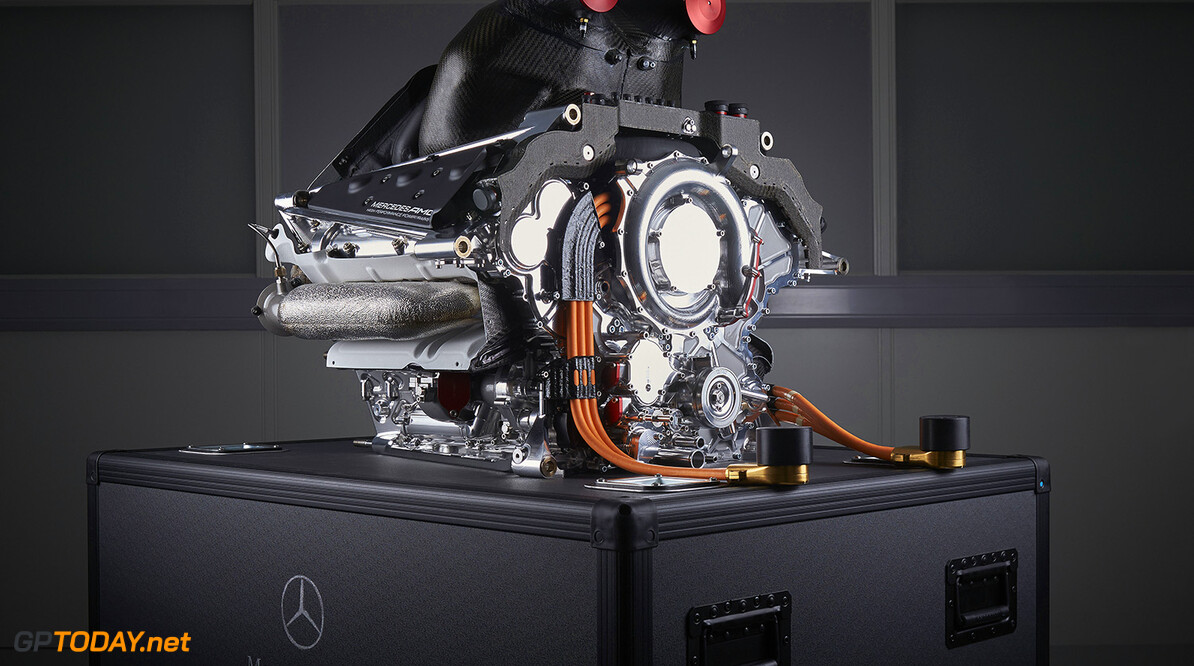 Mercedes heeft opnieuw pk's gevonden in de motor