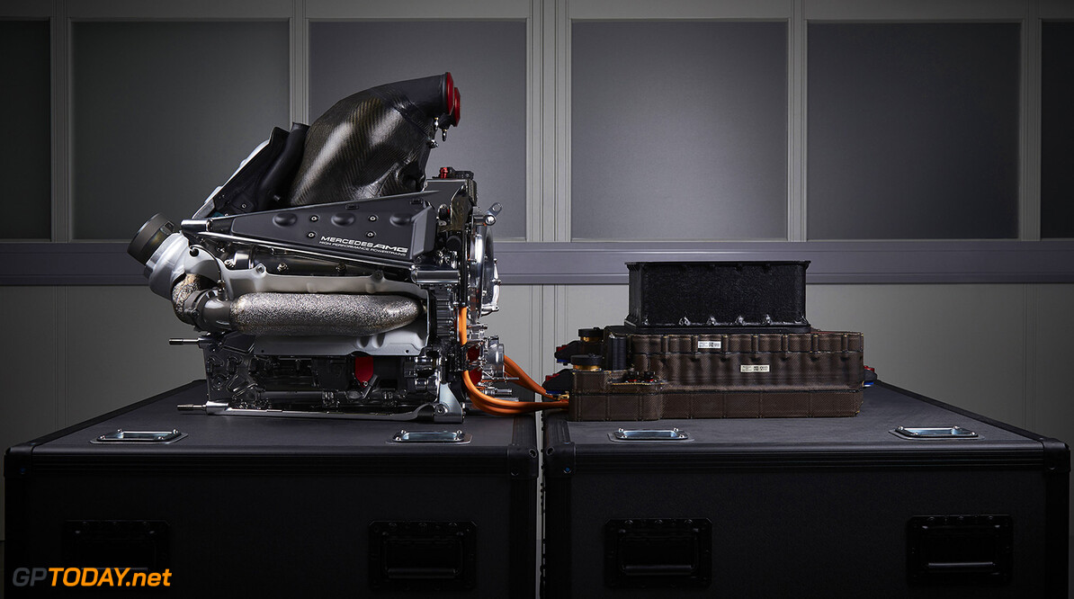 Mercedes contemplating engine compromise solution