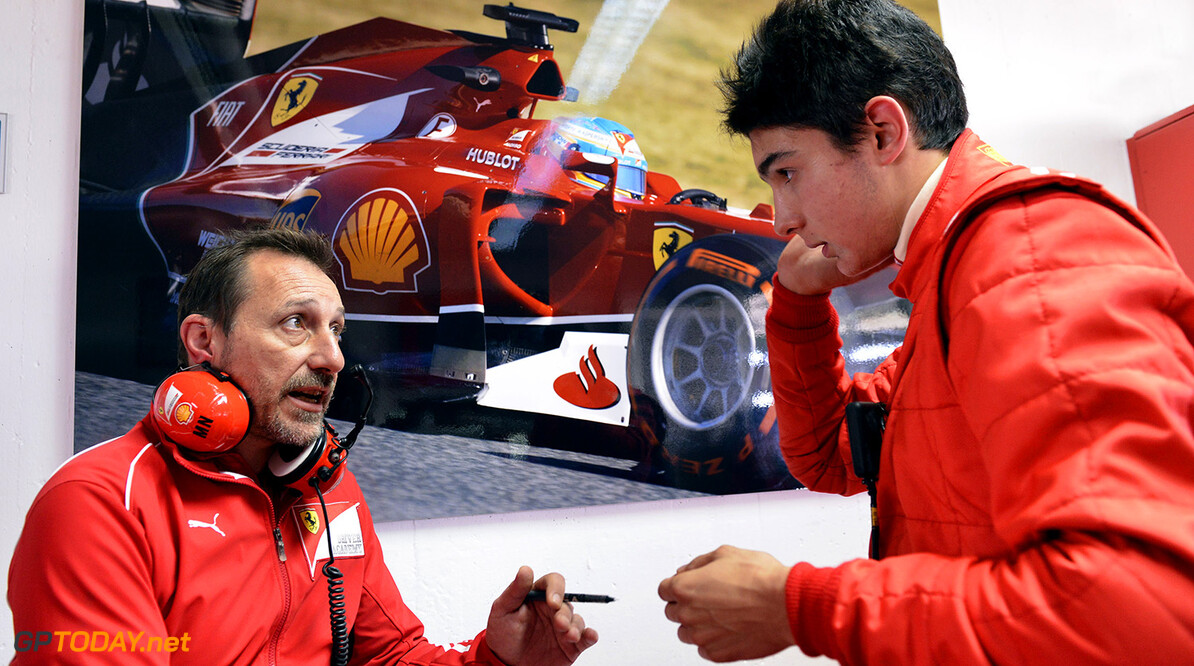 Esteban Ocon to compete in Race of Champions 2014