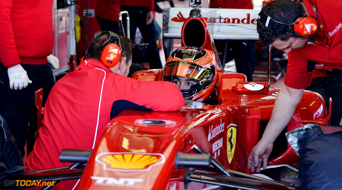 Ferrari impressed by level of professionalism from Ocon