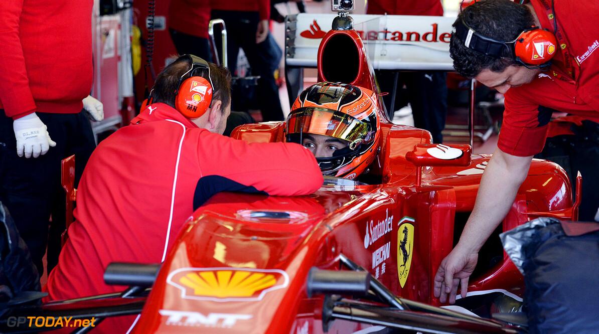 Ferrari onder de indruk van professionaliteit van Ocon