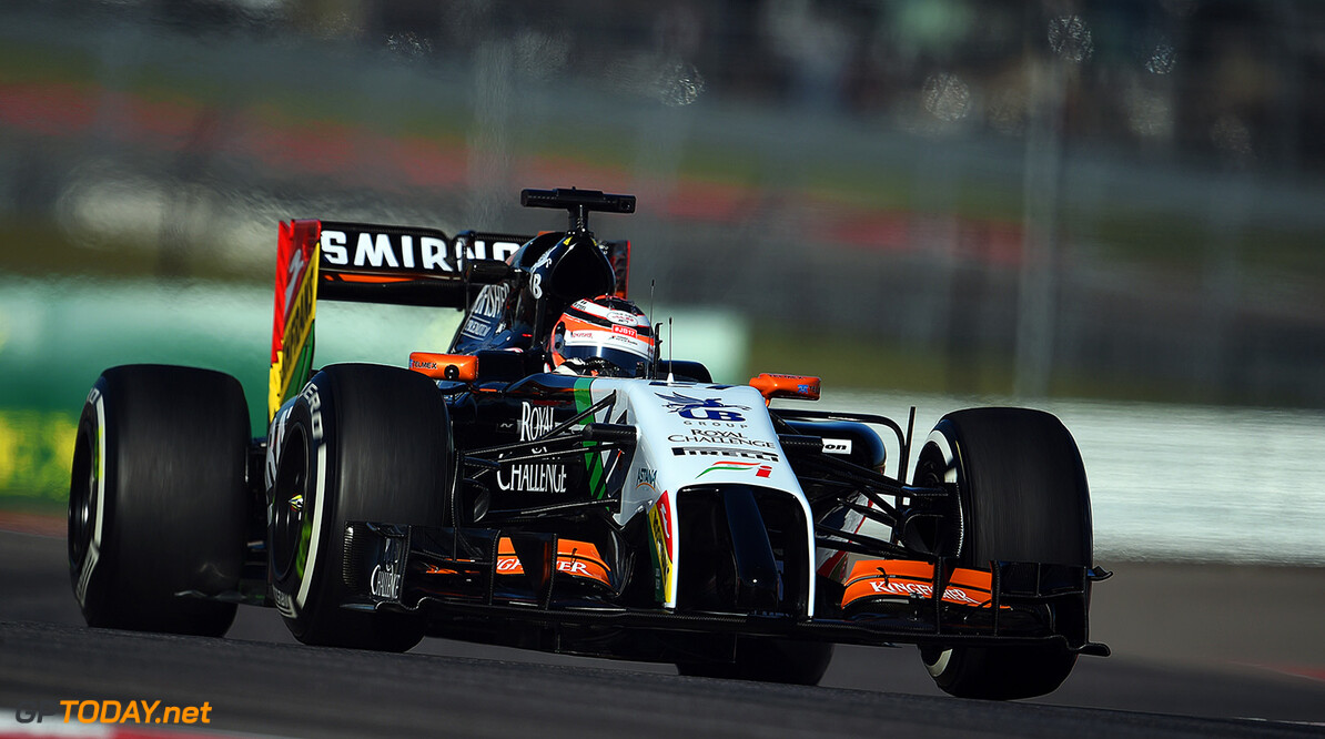 Force India corrigeert stap in de verkeerde richting