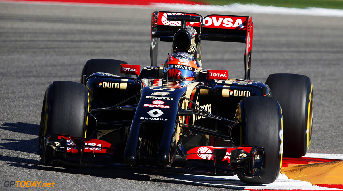 Lotus hoping to go public with Grosjean announcement 'soon'