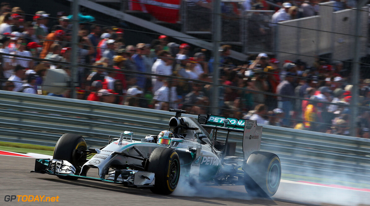 Brazil 2014 preview quotes: Mercedes