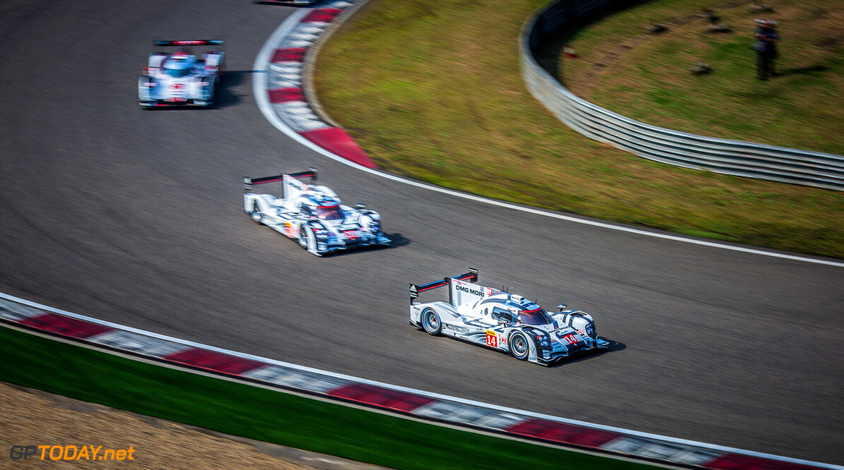 JR5_1731.jpg Romain Dumas (FRA) / Neel Jani (CHE) / Marc Lieb (DEU) / Car #14 LMP1 Porsche Team (DEU) Porsche 919 Hybrid  - 6 Hours of Shanghai at Shanghai International Circuit - Shanghai - China  Romain Dumas (FRA) / Neel Jani (CHE) / Marc Lieb (DEU) / Car #14 LMP1 Porsche Team (DEU) Porsche 919 Hybrid  - 6 Hours of Shanghai at Shanghai International Circuit - Shanghai - China  John Rourke Shanghai China  Adrenal Media 6 hours WEC FIA Shanghai China Circuit Motorsport Race
