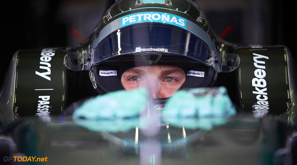 Rosberg needs something extraordinary to happen - Berger