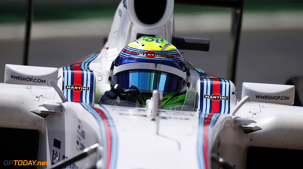 "Massa has bad news for Rosberg: ""I'm not helping anyone"""