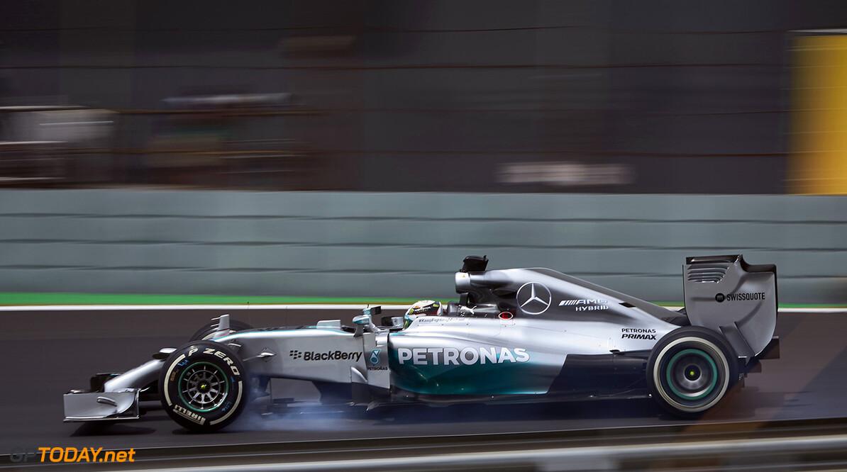 """Wolff: """"Nachtmerrie als auto van Hamilton het begeeft"""""""