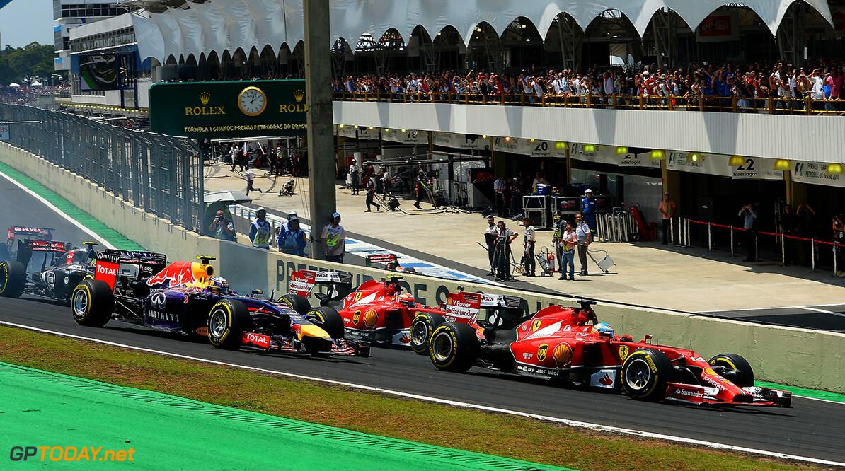 GP BRASILE F1/2014  INTERLAGOS (BRASILE) (C) FOTO STUDIO COLOMBO X FERRARI GP BRASILE F1/2014  (C) FOTO STUDIO COLOMBO INTERLAGOS  BRASILE
