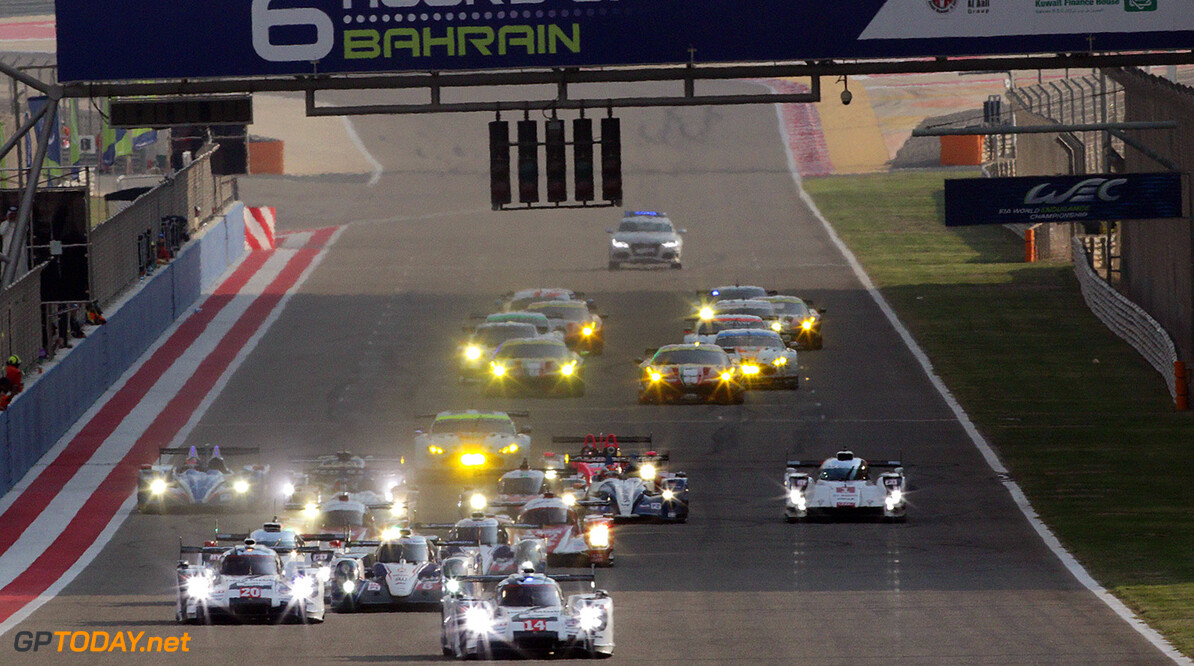 Start of the 6 Hours of Bahrain Start of the 6 Hours of Bahrain  RichardWashbrooke / AdrenalMedia    Start of the 6 Hours of Bahrain
