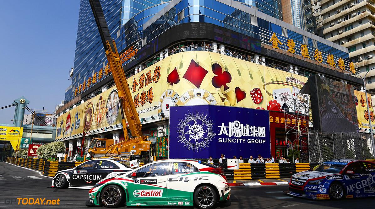 Qatar in plaats van Macau op de WTCC-kalender