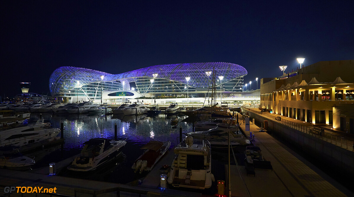 Grand Prixview Abu Dhabi 2015