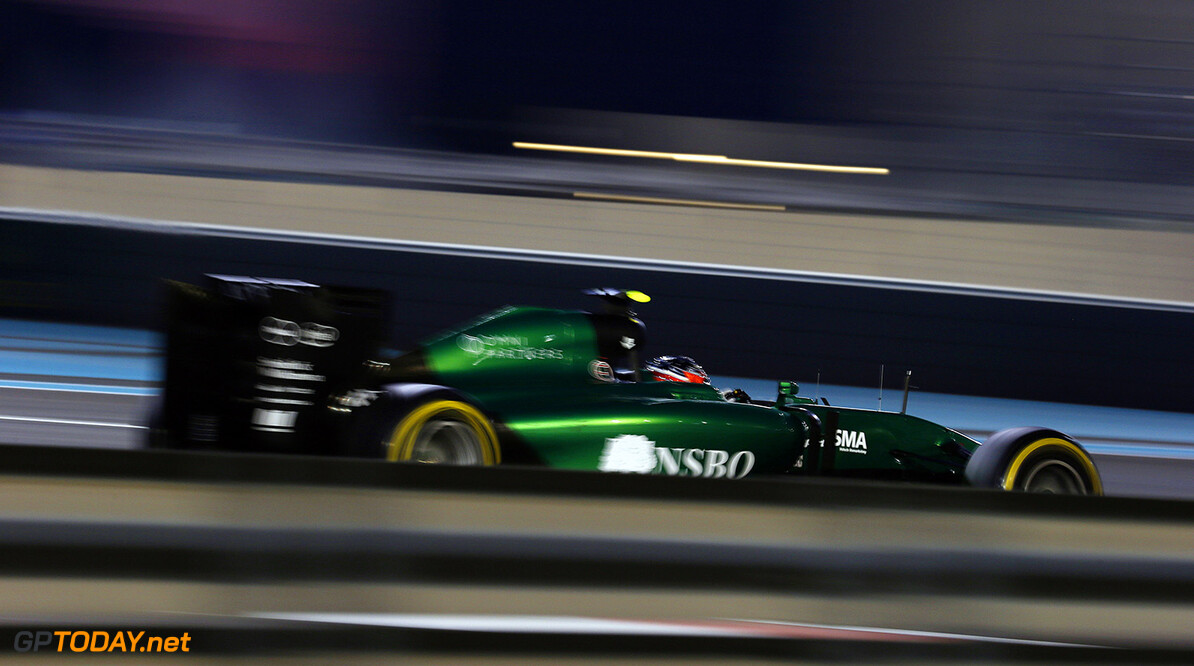 Caterham continues to fight for F1 survival