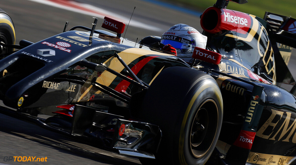 Grosjean had 'discussions' with teams including Ferrari