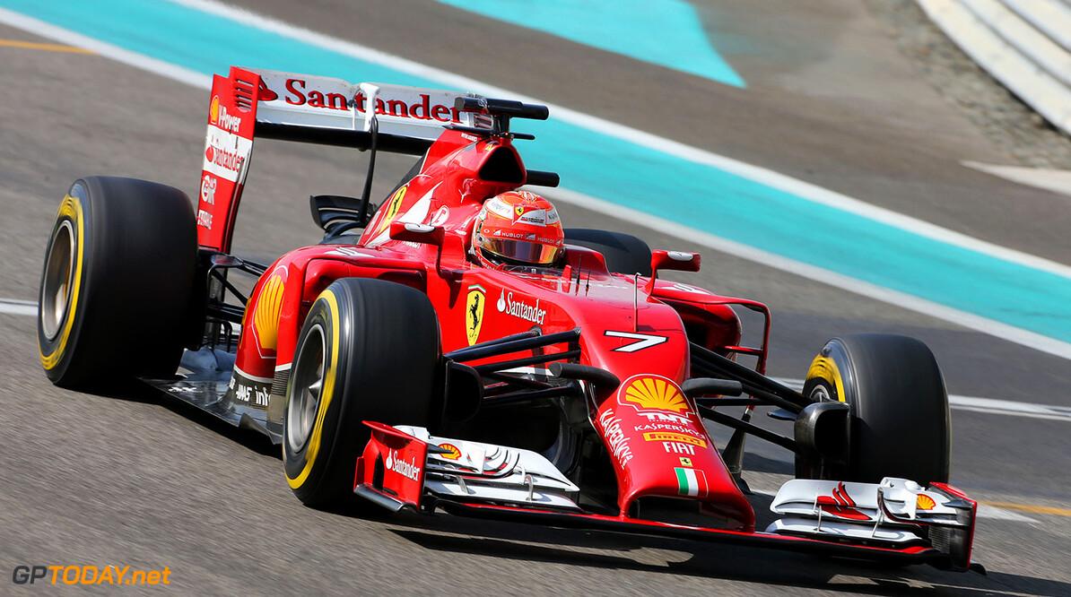 Raikkonen calculeerde moeizame Ferrari-rentree in