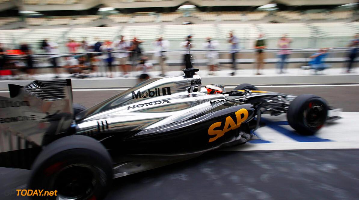 Honda ligt niet wakker van valse start in Abu Dhabi
