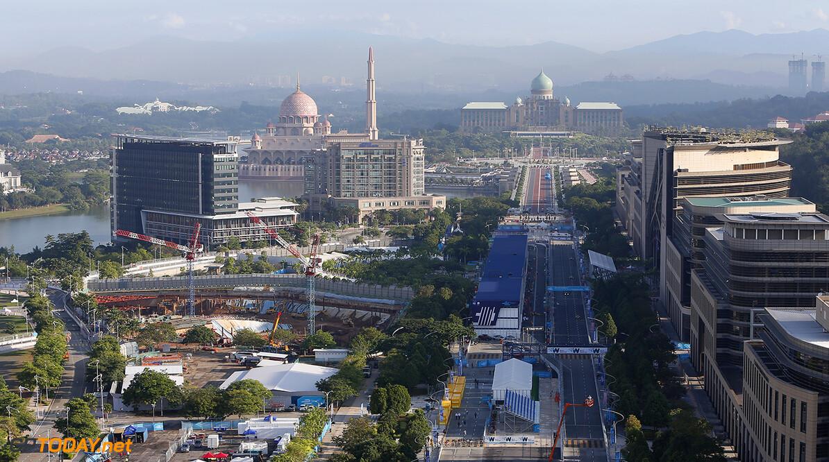 Saturday Practice. Putrajaya E-Prix, Malaysia - 20th-22nd November 2014. Saturday 22 November 2014.  Photo: Adam Warner/LAT/ Formula E ref: Digital Image _L5R3861  Adam Warner