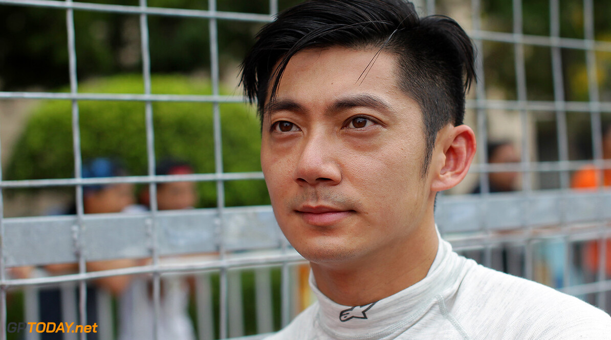 Ho-Pin Tung reveals car for upcoming season