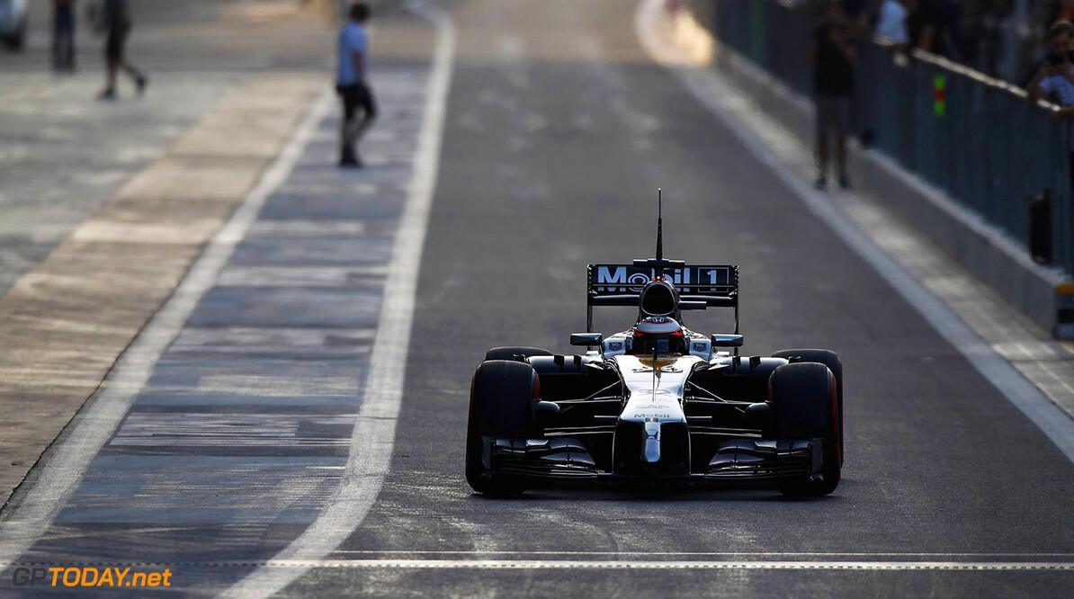 Geen paniek bij McLaren-Honda na rampzalige test