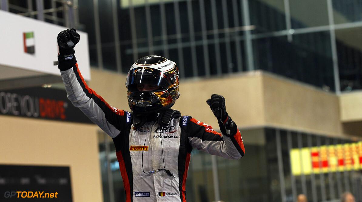 """Vandoorne: """"GP2-titel beste visitekaartje voor F1"""""""