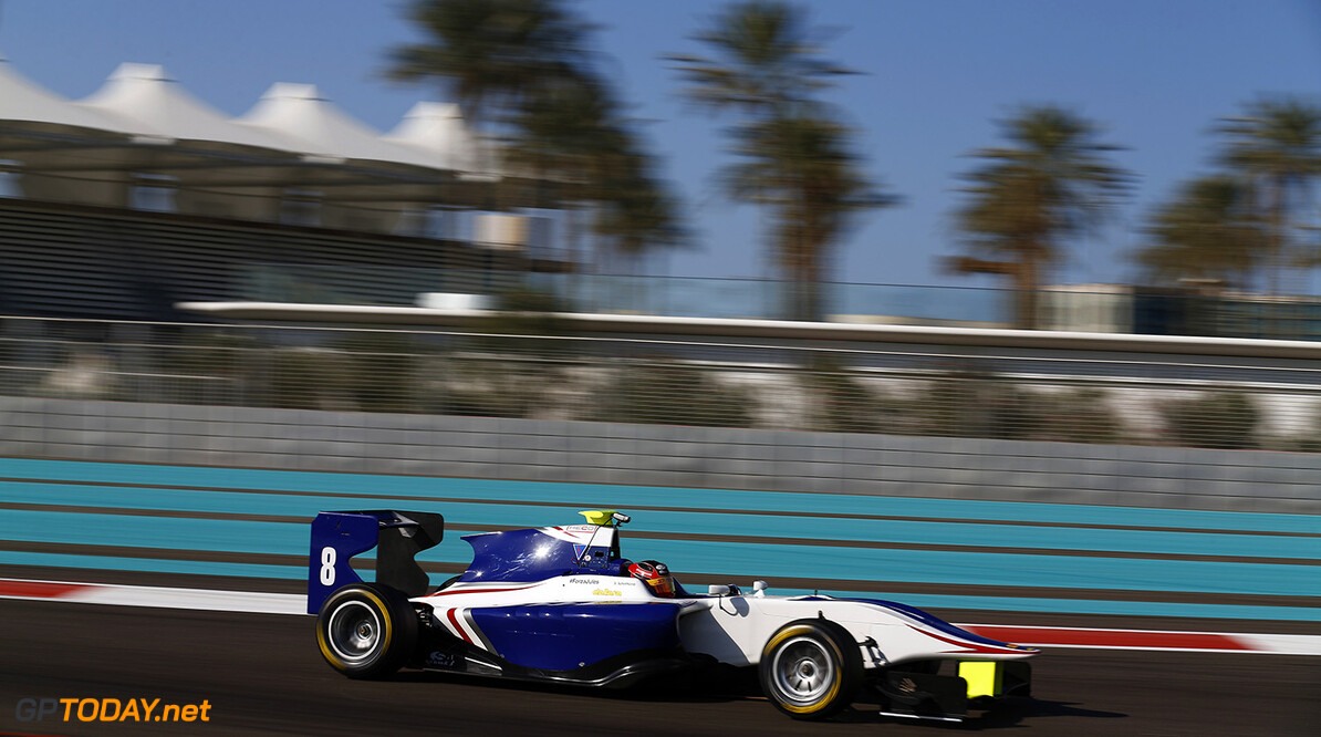 2014 GP3 Series Test 3.  