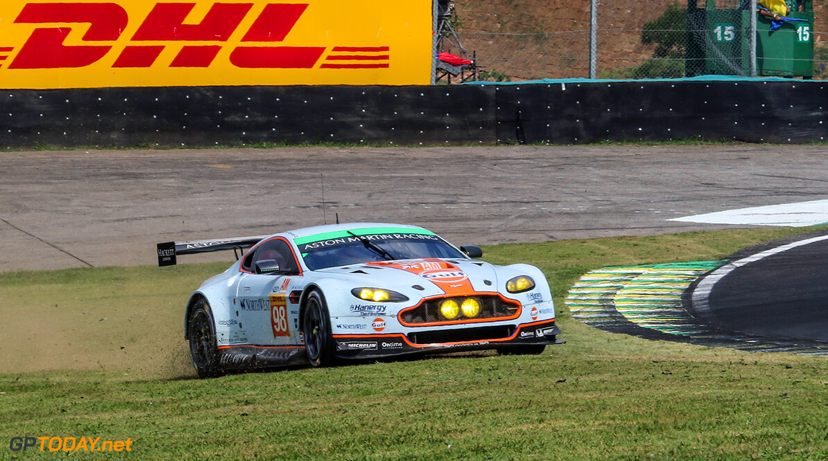 RW7_8716.jpg Paul Dalla Lana (CAN) / Pedro Lamy (PRT) / Christoffer Nygaard (DNK) / Car #98 LMGTE AM Aston Martin Racing (GBR) Aston Martin Vantage V8 - 6 Hours of Sao Paulo at Interlagos Circuit - Sao Paulo - Brazil  Paul Dalla Lana (CAN) / Pedro Lamy (PRT) / Christoffer Nygaard (DNK) / Car #98 LMGTE AM Aston Martin Racing (GBR) Aston Martin Vantage V8 - 6 Hours of Sao Paulo at Interlagos Circuit - Sao Paulo - Brazil  Richard Washbrooke Sao Paulo Brazil  Adrenal Media 6 hours WEC FIA Sao Paulo Circuit Motorsport Race